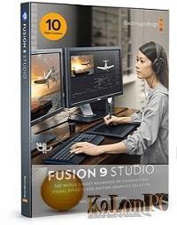 Blackmagic Fusion Studio