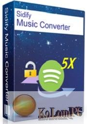 Sidify Spotify Music Converter for Spotify