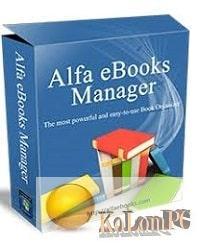 Alfa eBooks Manager Web