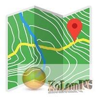 BackCountry Navigator TOPO GPS