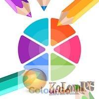 ColourGo - Colouring book