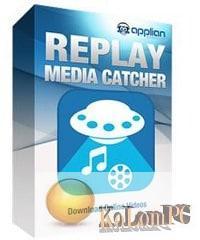 Replay Media Catcher