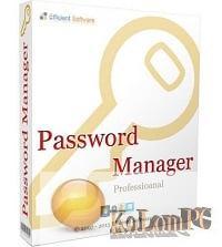 Efficient Password Manager Pro