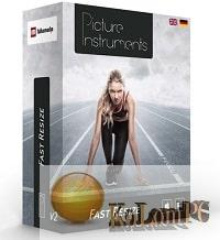 Picture Instruments Fast Resize Pro