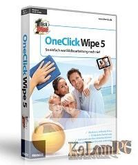 Franzis OneClick Wipe