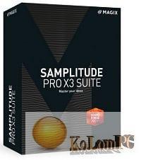 MAGIX Samplitude Pro