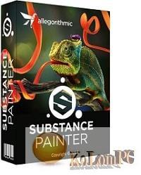 Allegorithmic Substance Painter