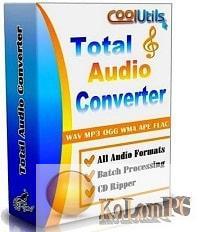 CoolUtils Total Audio Converter