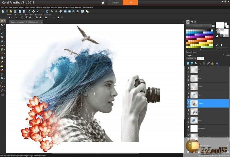 download Corel PaintShop Pro