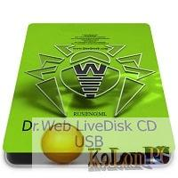Dr.Web LiveDisk