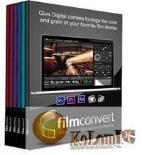 FilmConvert Pro