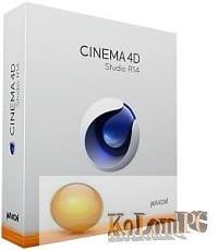 Maxon CINEMA 4D Studio R20 059 + Crack [Full] | KoLomPC