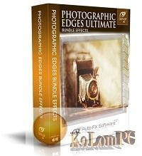 Auto FX PhotoGraphic Edges Ultimate Bundle Gen2