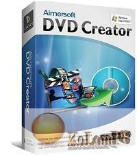 Aimersoft DVD Creator
