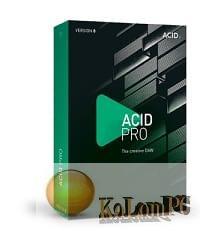 MAGIX ACID Pro Suite Crack