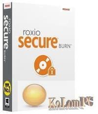 Roxio Secure Burn