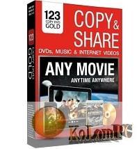 123 Copy DVD Gold