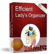 Efficient Ladys Organizer