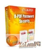 A-PDF Password Security
