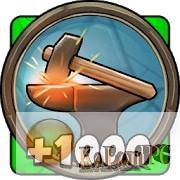 Crafting Idle Clicker