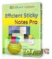 Efficient Sticky Notes Pro