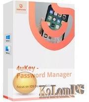 Tenorshare 4uKey Password Manager