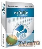 Amyuni PDF Converter / PDF Suite Desktop