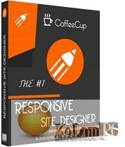 CoffeeCup Responsive Site Designer