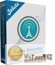 Jaksta Radio Recorder