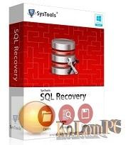 SysTools SQL Recovery