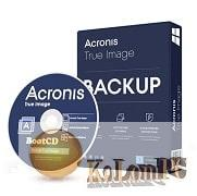 Acronis Rescue Media BootCD