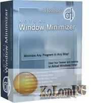 Actual Window Minimizer