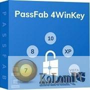 PassFab 4WinKey Ultimate 7.1.0.8 Crack