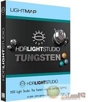 Lightmap HDR Light Studio Tungsten