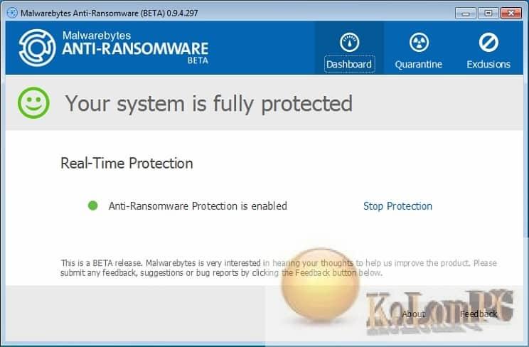 Malwarebytes Anti-Ransomware