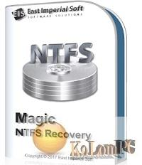 East Imperial Magic NTFS FAT Recovery