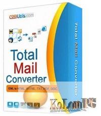 Coolutils Total Mail Converter