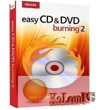 Roxio Easy CD & DVD Burning 2